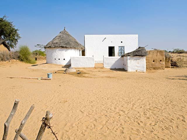 banega swachh india - villages