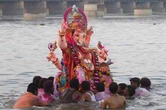 On This Ganesh Chaturthi, Pledge To Make India Swachh, Avoid Ganesha Idols Made Of POP: Narendra Modi