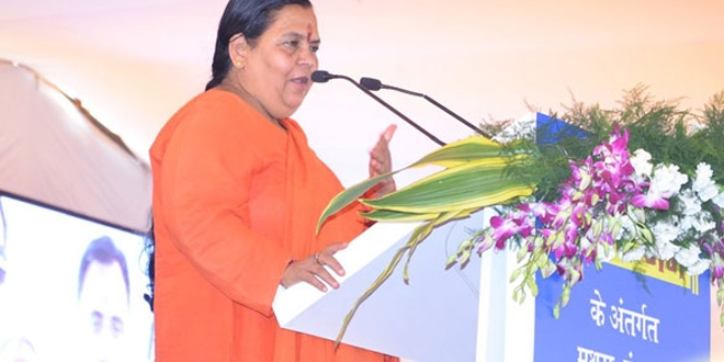 'Namami Gange' Tour: Uma Bharti To Inspect Ganga Clean-Up In 5 States